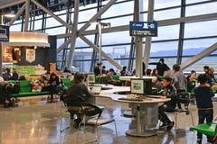 Aéroport international de Kansai, Osaka, Japon Photographie stock