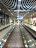Aéroport international de KLIA 1, Kuala Lumpur Photo stock