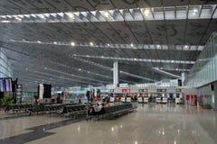 Aéroport international de Kolkata Image stock