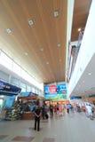Aéroport international de Kota Kinabalu Photos stock