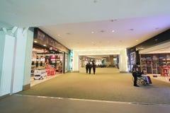Aéroport international de Kuala Lumpur Image libre de droits