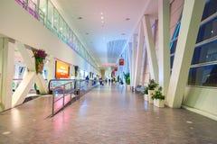 Aéroport international de Kuala Lumpur Photo stock