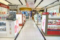 Aéroport international de Kuala Lumpur Image stock