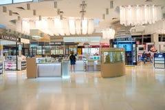 Aéroport international de Kuala Lumpur Photos libres de droits