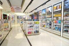 Aéroport international de Kuala Lumpur Images libres de droits
