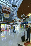 Aéroport international de Kuala Lumpur, Malaisie Photos stock