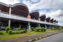 Aéroport international de Kuching Images stock