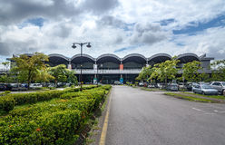 Aéroport international de Kuching Photographie stock libre de droits