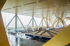 Aéroport international de Kunming Changshui Photos libres de droits