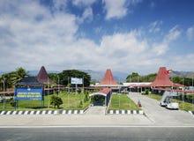 Aéroport international de lobito de Nicolau à Dili Timor oriental Photo stock