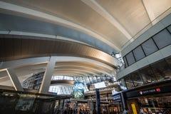 Aéroport international de Los Angeles Images libres de droits