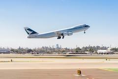 Aéroport international de Los Angeles (LAX) Photos libres de droits