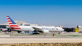 Aéroport international de Los Angeles (LAX) Photo libre de droits