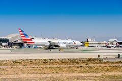 Aéroport international de Los Angeles (LAX) Photographie stock libre de droits