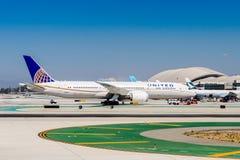 Aéroport international de Los Angeles (LAX) Image stock