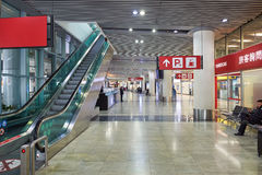 Aéroport international de Macao Photo libre de droits