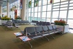 Aéroport international de Macao Photo stock