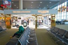 Aéroport international de Macao Image stock