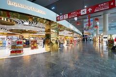 Aéroport international de Macao Photographie stock libre de droits