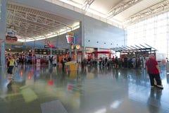 Aéroport international de McCarran à Las Vegas Image libre de droits