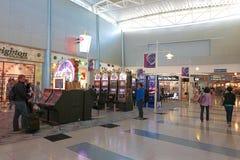 Aéroport international de McCarran Images libres de droits