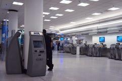 Aéroport international de Miami à Miami Photo libre de droits