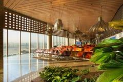 Aéroport international de Mumbai Image libre de droits