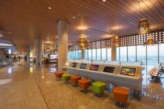 Aéroport international de Mumbai Photographie stock libre de droits
