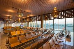 Aéroport international de Mumbai Photo stock