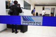 Aéroport international de Nadi Image stock