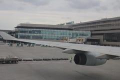 Aéroport international de Narita à 2016 Photos stock