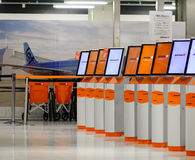 Aéroport international de Narita à Tokyo, Japon Photo stock