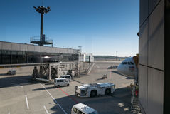 Aéroport international de Narita Photographie stock