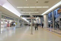 Aéroport international de Narita, Tokyo Image stock
