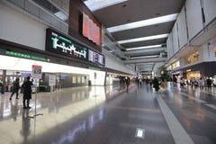 Aéroport international de Narita, Tokyo Photographie stock