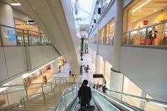 Aéroport international de Narita, Tokyo Photographie stock libre de droits
