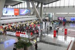 Aéroport international de Ninoy Aquino Photographie stock