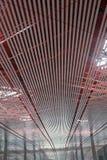 Aéroport international de Pékin Image stock