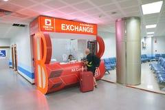 Aéroport international de Phuket Photographie stock