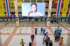 Aéroport international de Phuket Image stock