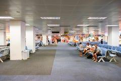 Aéroport international de Phuket Photos libres de droits