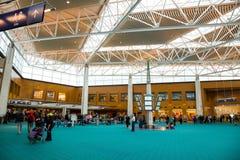 Aéroport international de Portland photographie stock