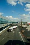 Aéroport international de Prague Image stock