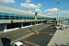 Aéroport international de Prague Images libres de droits