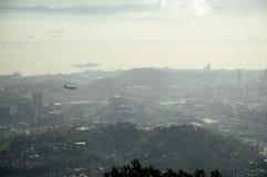 Aéroport international de Rio de Janeiro Image stock