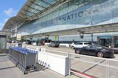 Aéroport international de San Francisco Photographie stock libre de droits