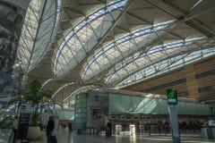 Aéroport international de San Francisco, la Californie, Amérique Images stock