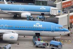 Aéroport international de Schiphol Image libre de droits