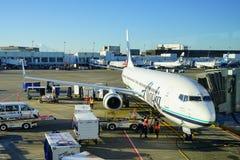Aéroport international de Seattle Photos stock