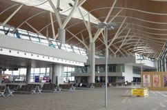 Aéroport international de Shanghai Pudong Images libres de droits